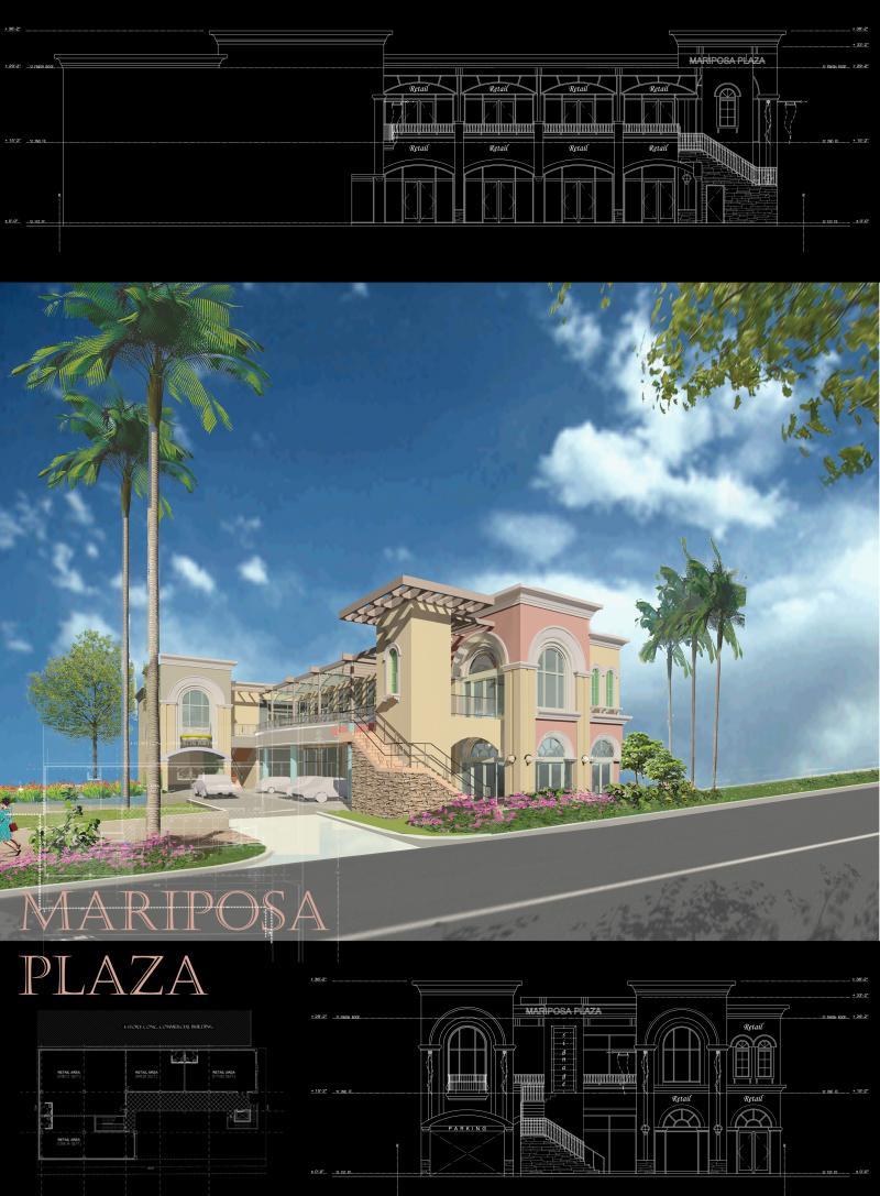 Mariposa Mini Shopping Center